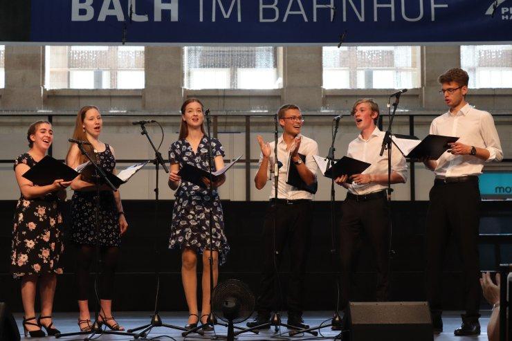voicemade Bachspiele 2019